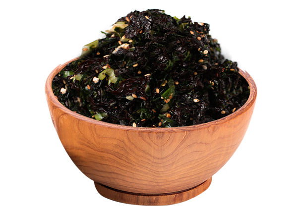 Quinoa Seaweed